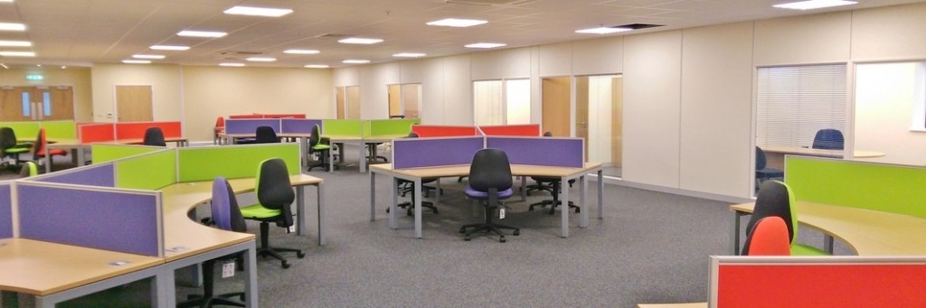 Complete Office Refurbishment-Norfolk-Office Furniture-Acorn Works Ltd