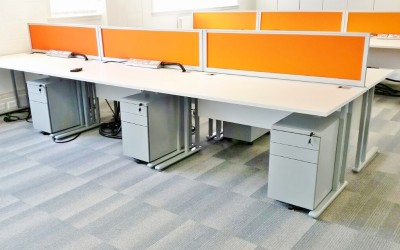 Office Furniture Install in Cambridgeshire