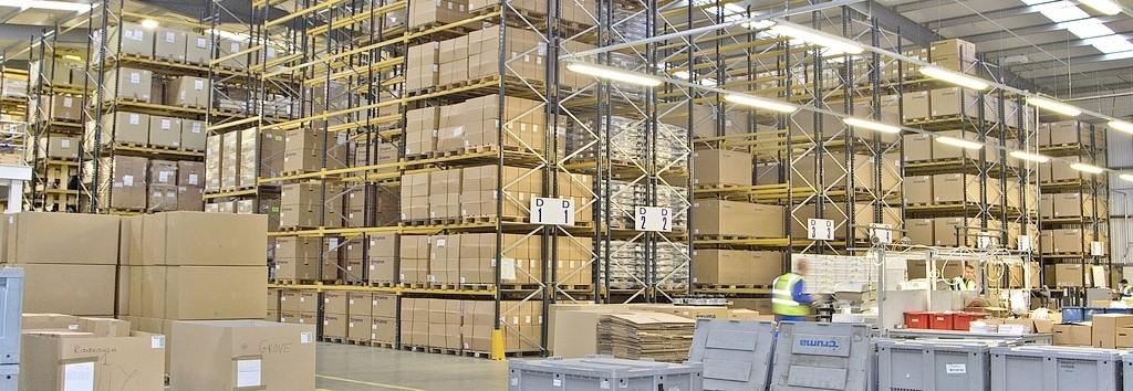 Racking-Turnkey-Storage Solutions-Acorn Works Ltd