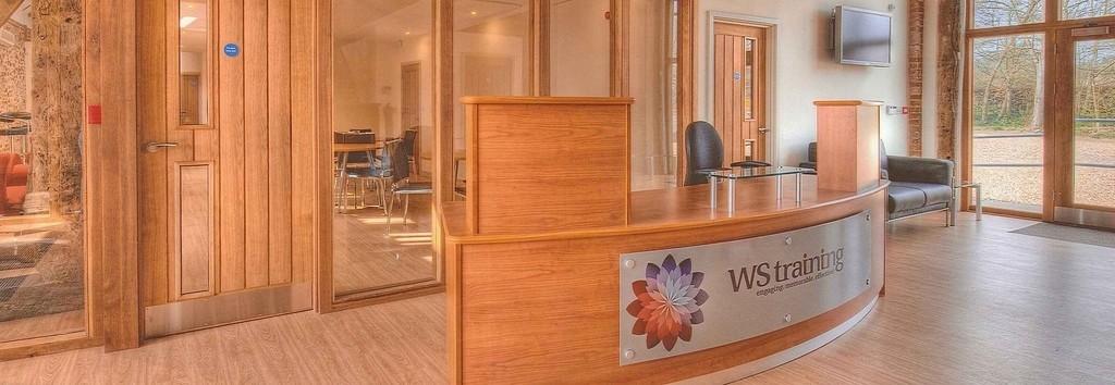 Reception Refurbishment-Suffolk-Design-Classic-Joinery-Acorn Works Ltd